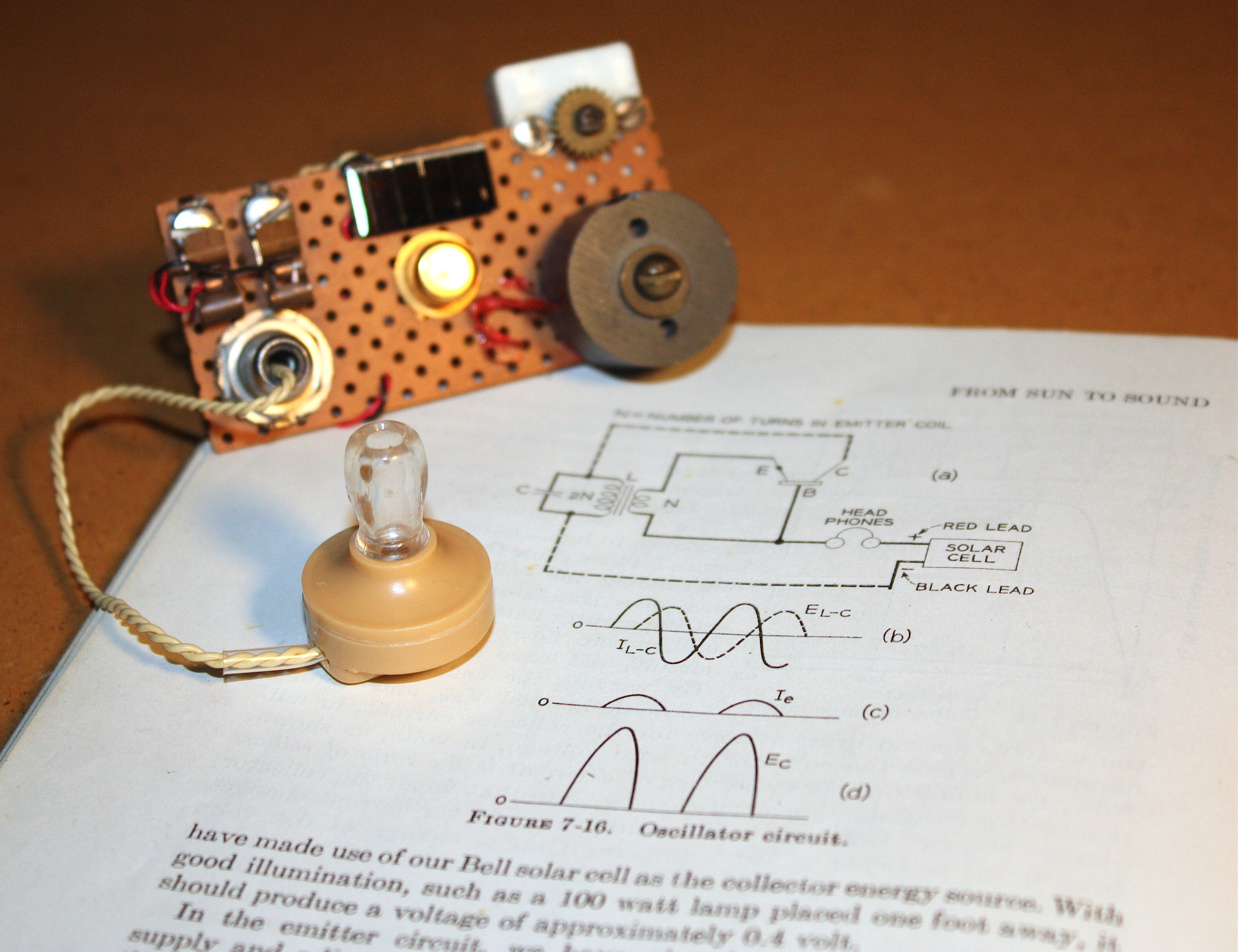 Profile Dr Ed Wollack Crystal Portsmout Oscillator Circuit Automotivecircuit Sled Kite Colpitts An Illustration Of A Circuitry