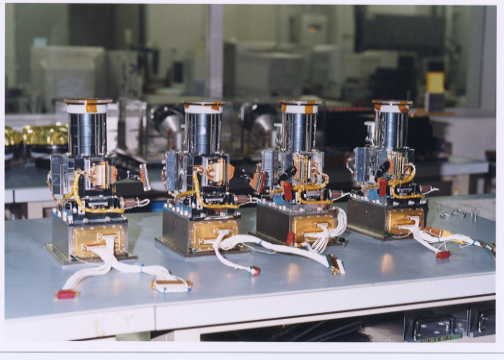 Suzaku X-ray Imaging Spectrometers