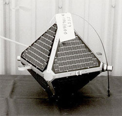 The ORS 3 (ERS-17) spacecraft.