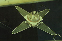 The Prognoz 9 satellite