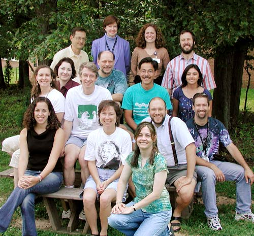The Learning Center Team