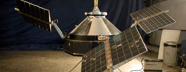Explorer 12 Spacecraft