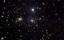 Image of the Coma Cluster