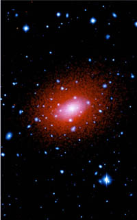 NASA Chandra X-ray Observatory/Optical Composite of Abell 2029