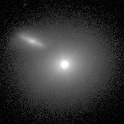 optical image of Markarian 421