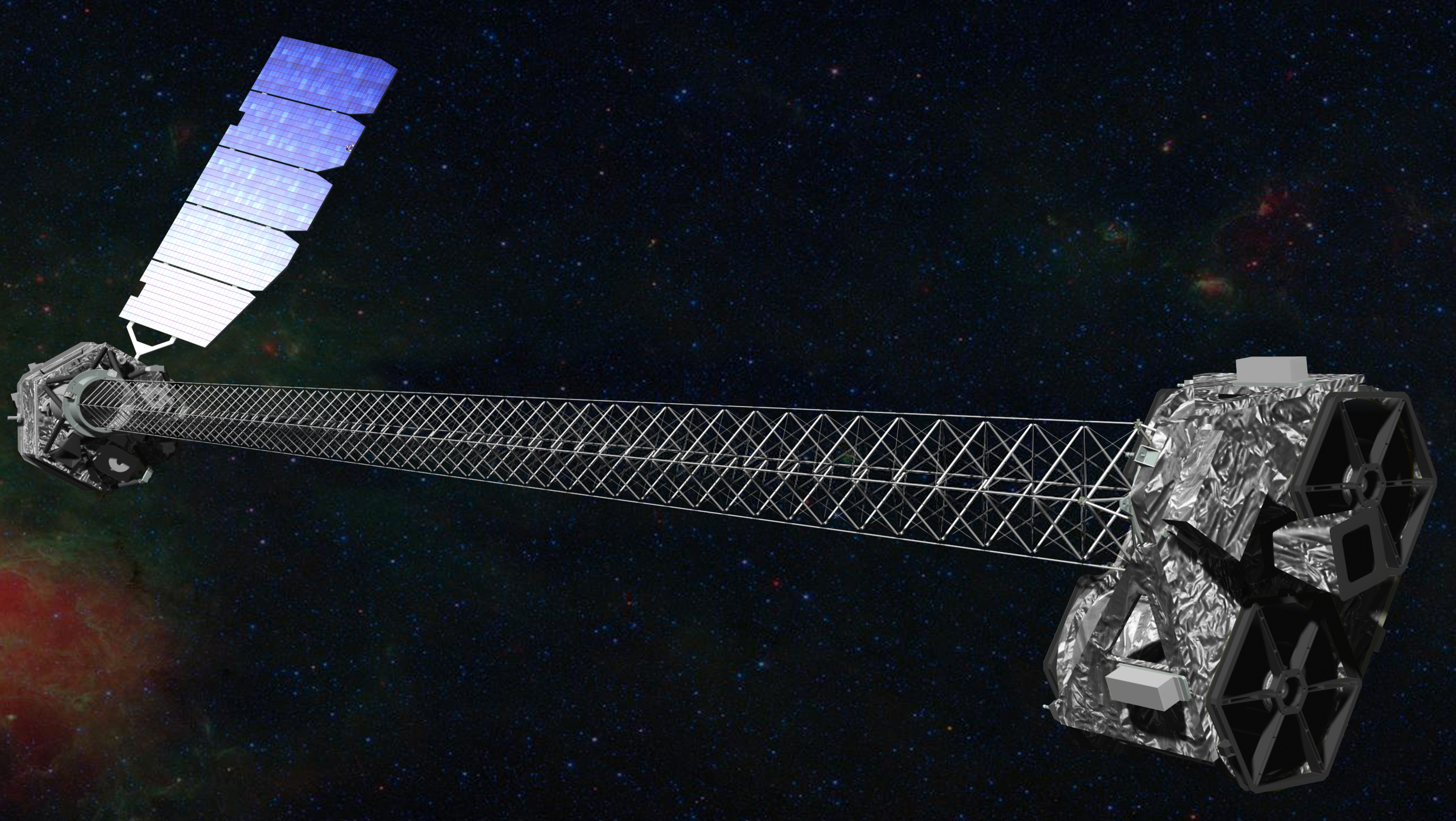 Observatories Across The Electromagnetic Spectrum Facts About Very Large Array Artists Conception Of Nustar Satellite In Orbit