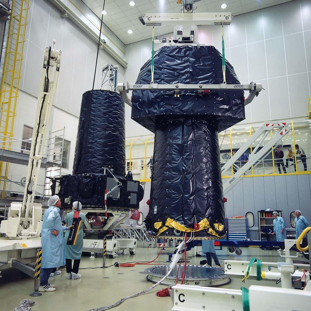 xmm spacecraft - photo #15