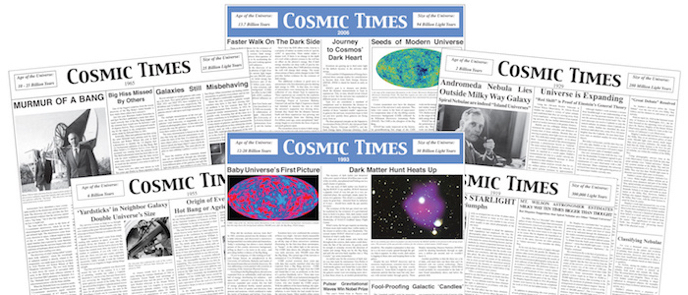 Cosmic Times is Now Hosted on Imagine the Universe